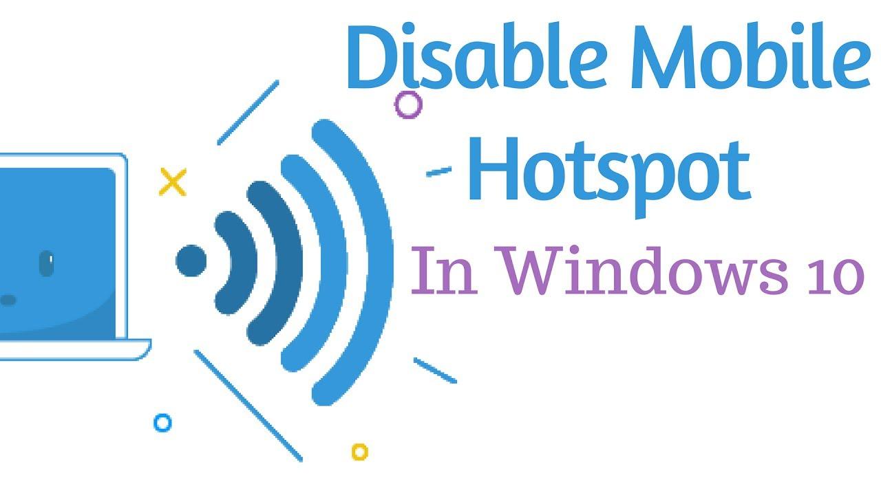 Cách Bật Tắt Tính Năng Mobile Hotspot Để Phát Wifi Trên Windows 10 - VERA STAR