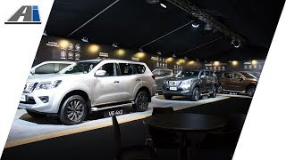 See the 2018 Nissan Terra up-close at Nissan Intelligent Mobility Tour