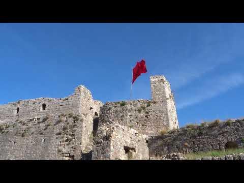 Castle of Rozafa in Shkoder