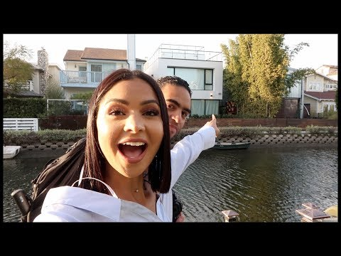 Looking At Our Dream Home! | Diana & Jose Vlogs
