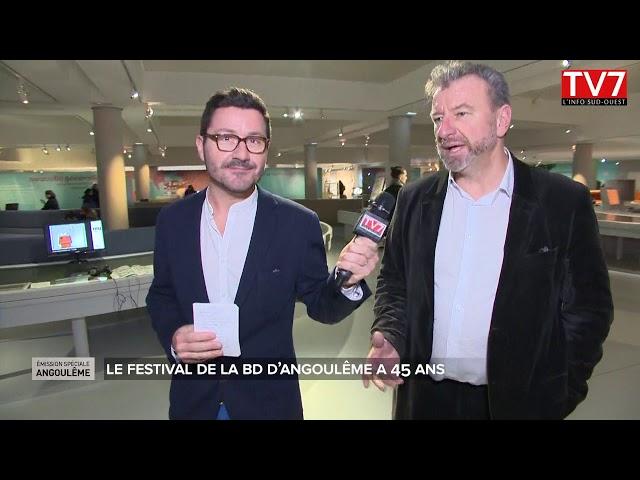 Le 45 festival international de la BD à Angoulême partie 3