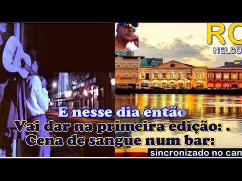 Ronda  -  acústico (violão) Nelson Gonçalves -  karaoke
