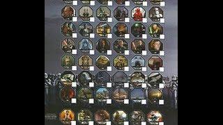 Моя коллекция ( 26 фишек Star Wars )