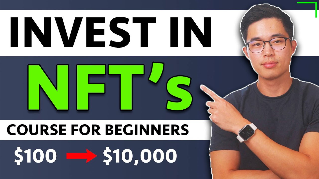 How to Make Money with NFTs for Beginners 2021 FREE COURSE