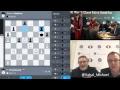 EN DIRECTO! ROUND 6 - 2017 FIDE GRAN PRIX (Mallorca)