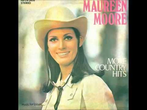 Maureen Moore - When my blue moon turns to gold