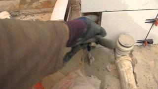 Ремонт ванной комнаты. ч.5(, 2016-01-14T06:08:20.000Z)