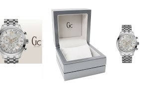 GC SWISS WATCH SMART CLASS CHRONOGRAPH Y04006G1 // REVIEW