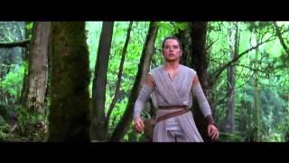 2015 AMA - Star Wars The Force Awakens Trailer