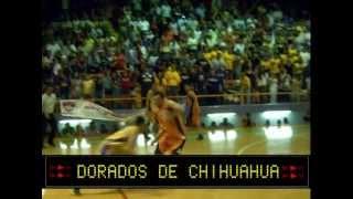 Dorados de Chihuahua Basketball - Gran Inicio de Temporada 2013