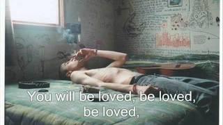 Nicole Scherzinger ,,You will be loved'' Lyricys