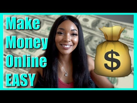 How to Make MONEY Online EASY !!! $50 for Free!!!| Brittany Daniel
