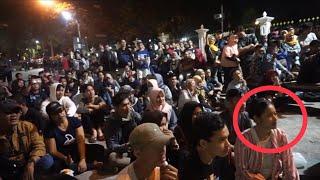 Awalnya Sepi Penonton Tiba2 Junaidi Karo Karo Pun Datang Menyawer | Jadi Macam Nonton Konser Besarr MP3