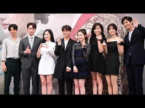 [풀영상] 'Queen for Seven Days'(7일의 왕비) 제작발표회 (이동건, 연우진, 박민영, Yeon Woo Jin, Park Min Young)