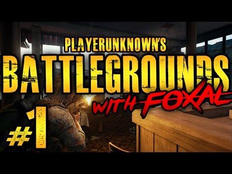 Playerunknown's Battlegrounds: AVOID CONFLICT [001]