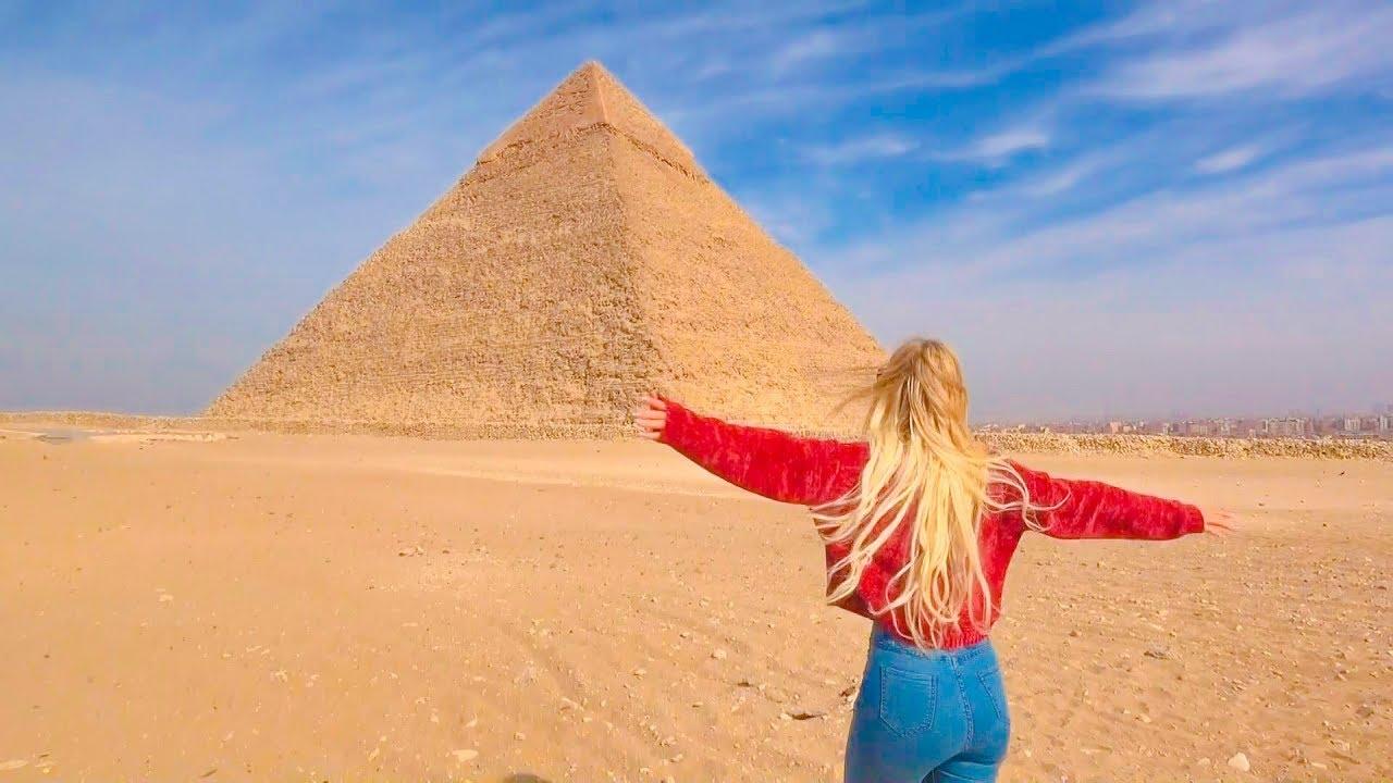 Экскурсия по Пирамиде. Каир в Египет | сайт туристических путешествий