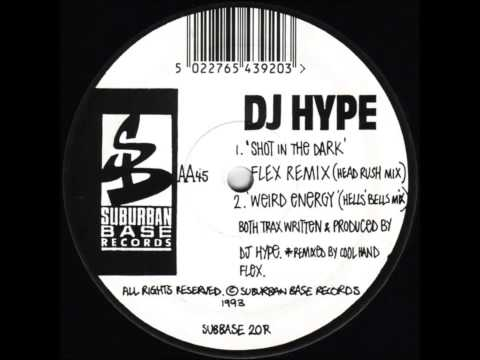 DJ Hype Weird Energy Hells Bells Mix)