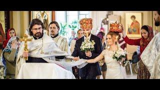 Видеосъемка Венчания  Виктора и Екатерины