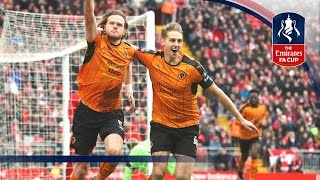 Liverpool 1-2 Wolverhampton Wanderers - Emirates FA Cup 2016/17 (R4) | Official Highlights