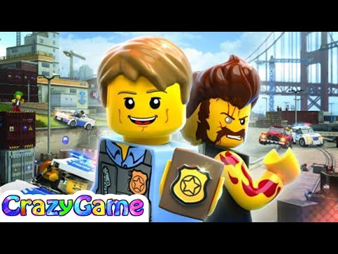 #Lego City Undercover Complete Game Walkthrough 4 Hour Freeplay 100% Guide