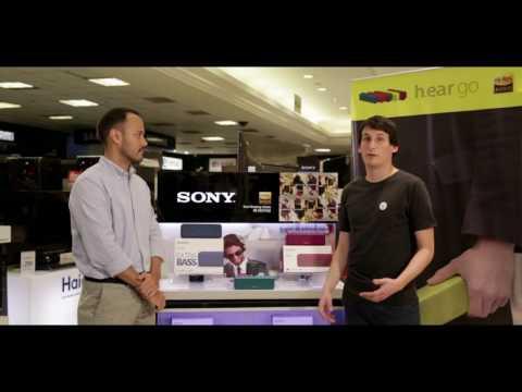R - Simple   Nueva serie de parlantes Sony