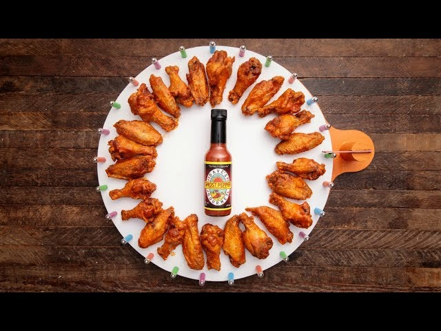 25K HOT WING Roulette