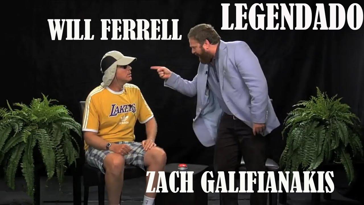 Will Ferrell - Between Two Ferns com Zach Galifianakis (Legendado)