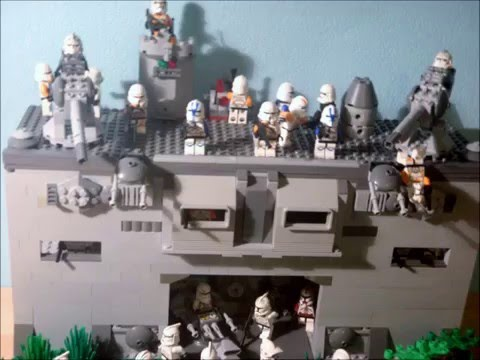 Lego Republic Defense MOC contest entry 2015-Lego Buff Productions