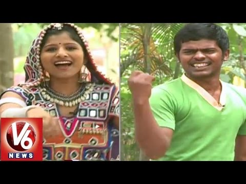 Janapadam With Kurnool Folk Singer || Rela Re Rela Fame Gopal || V6 News
