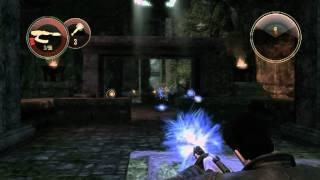 Dark Void PC gameplay