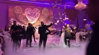 "Tigran Asatryan Armenian Wedding in L.A ""Qez Ksirem"" First Dance"