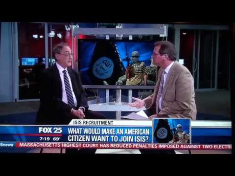 Steven Hassan with Fox News: ISIS recruitment in America 9/5/14