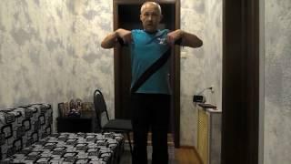 Борщёв - упражнение как поставить свежый выход позвонка
