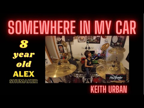Alex Shumaker Drum Cover - Keith Urban