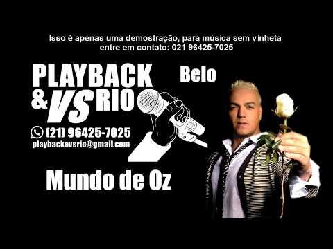 Mundo de Oz Karaoke Belo   Grupo Soweto