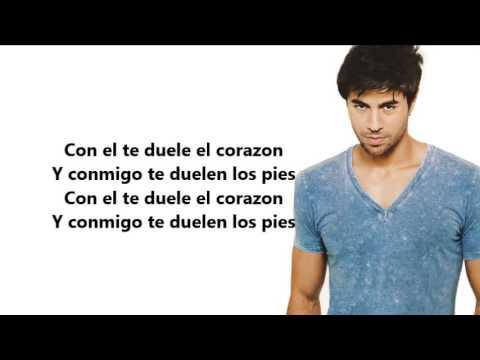 Download Enrique Iglesias - DUELE EL CORAZON (Lyric Video) ft. Wisin
