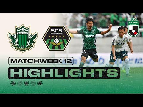 Matsumoto Yamaga Sagamihara Goals And Highlights