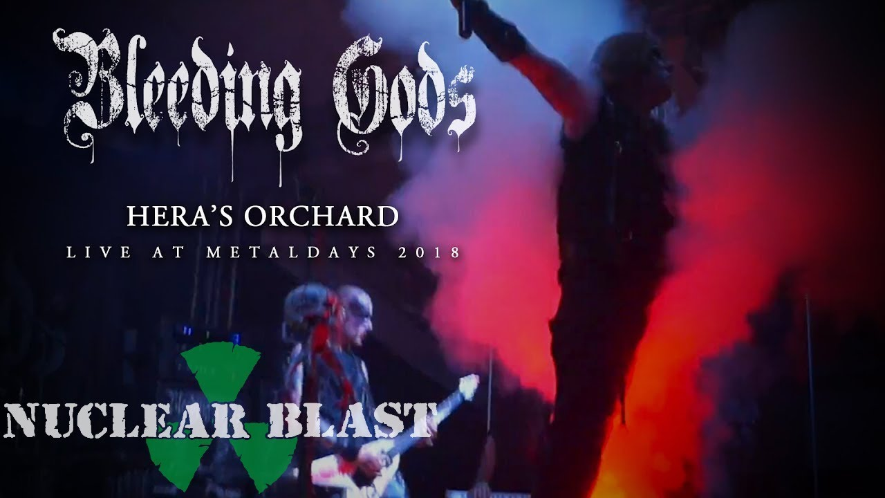 Bleeding Gods Hera S Orchard Live At Metaldays 2018 Youtube Orchard toys spotty dogs game. youtube