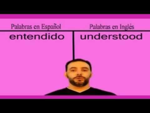 Cómo se dice ( understood - entendido ) en Ingles