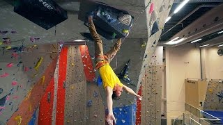 Fredrik Has Joined The 8c Sport Climbing Fight!!