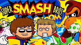 COMBAT HISTORIQUE [ BEST OF ] | Super Smash Bros. 64 - Iconoblast!