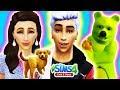 DESCENDANTS 2 Sims 4 #37! CARLOS & JANE GET BACK TOGETHER! DUDE MOVES OUT! Disney's Descendants