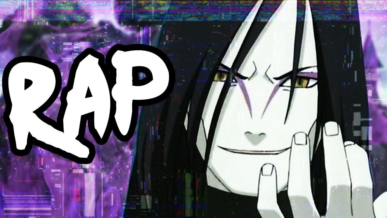 "OROCHIMARU RAP | ""Venom"" | RUSTAGE [Naruto]"