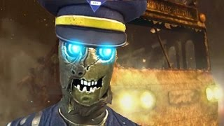Let's Play TRANZIT... Call of Duty Black Ops 2 Zombies Gameplay