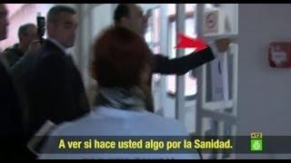 """El Intermedio - """"Los hospitales públicos son los nuevos parkings del Fabrik"""""""