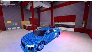 MIT 385 KMH um Die Welt | R8 MIT ca. 1600 PS | Roblox Vehicle Simulator/jogabilidade alemã