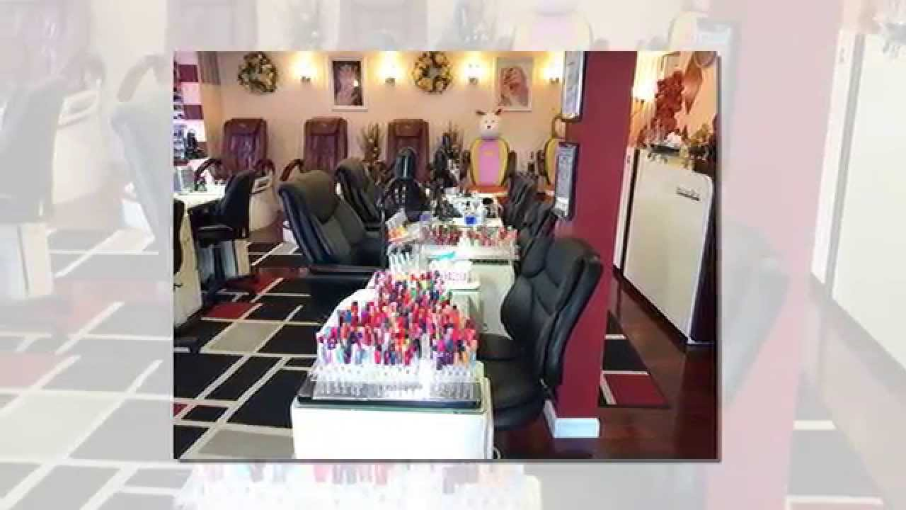 Deluxe Nails and Spa in Lowell, MA 01851 (663) - YouTube
