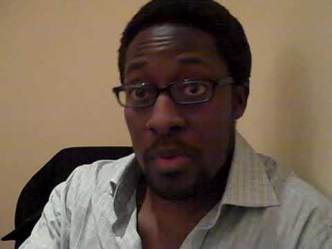 Booktrust interview with Nii Ayikwei Parkes [1]