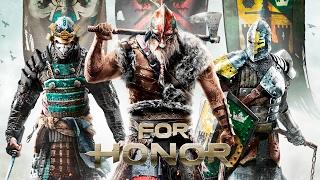 FOR HONOR - Pelicula Completa Español HD 1080p | La Guerra Infinita - Samurais Vikingos y Caballeros