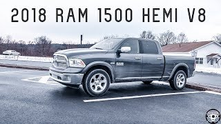 2018 RAM 1500 HEMI V8 Road Test & Review
